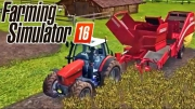 Взломанный Farming Simulator 2016 (Моды)